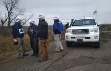 Разведение сил в Петровском завершилось: штаб ООС объяснил, что будет дальше