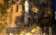 На Французском бульваре в Одессе обрушился жилой дом - продолжается спасательная операция