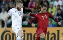 """Сенсация на Евро-2016: сборная Португалии не сумела переиграть """"карлика"""" Исландию"""