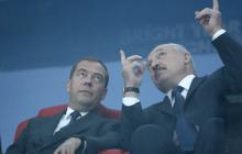 Скандал между Лукашенко и Медведевым набирает обороты: свой ход сделало белорусское ТВ