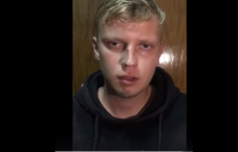 Осквернение аллеи Небесной сотни в Киеве студентом Борисенко: вуз принял решение о его судьбе
