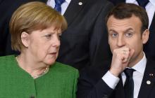 Меркель и Макрон поддержали изменения в реализации Минских соглашений