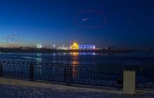 Нибиру и НЛО посетили Россию: на Крещение в Нижнем Новгороде появились предвестники Апокалипсиса - фото