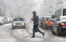 Погода на 26 декабря: на Украину обрушатся мокрый снег и сильный порывистый ветер