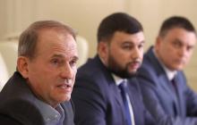 Медведчук встречался с боевиками на Донбассе, появилось видео: ситуация в Донецке и Луганске в хронике онлайн