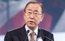 Пан Ги Мун знает, как победить лихорадку Эбола