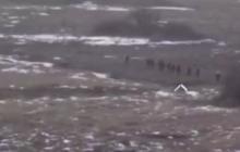 """""""Как на параде"""", - появилось новое видео, как боевики проникают на позицию ВСУ под Золотым 18 февраля"""