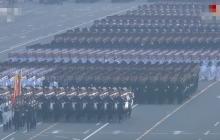 России это и не снилось: кадры крупнейшего в истории военного парада в Китае
