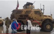 Элитные войска США перекрыли дорогу для российской бронеколонны в Сирии: ситуация накаляется