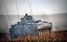 """Боевики """"ЛДНР"""" продолжают нарушать режим перемирия: в течении суток по позициям украинской армии нанесено 24 удара"""
