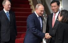 """Путина, как """"террориста"""", заставили пройти через металлоискатель в Сингапуре"""