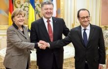 Есть прогресс: Порошенко рассказал о серьезных и эффективных переговорах с Меркель и анонсировал важный телефонный разговор в Нормандском формате без Путина