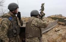 """Террористы """"Л/ДНР"""" атаковали ВСУ из запрещенного оружия - в рядах украинских воинов раненые: свежая сводка ООС"""