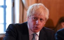 """Премьер Великобритании Джонсон заявил о """"гражданской войне"""" в Украине: видео"""