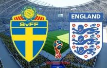 Матч Англии и Швеции определил участника 1/2 финала: видео голов и результат матча