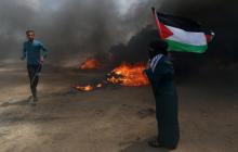 Открытие Посольства США в Иерусалиме: полсотни погибших и тысячи раненых – кадры военных действий