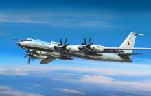 """Российские самолеты """"Ту-142"""" над Аляской: США обвинили Россию в дерзкой провокации"""