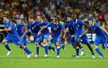 Сборная Италия победила испанцев и вышла в четвертьфинал Евро-2016