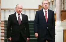 """Эксперт РФ: """"Эрдоган громит пророссийские группировки в Сирии, готовясь к встрече с Путиным"""""""