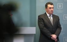 """Данилов: """"Если не удастся договориться с Россией, мы можем прибегнуть к проектам решений СНБО"""""""
