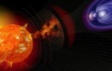 В NASA предупредили о приближении мощной магнитной бури
