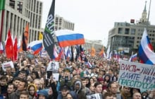 """""""Узурпация власти – преступление"""", - в Москве готовят массовые акции протестов против Путина"""