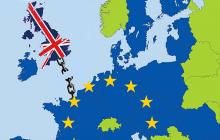 """Дорогое удовольствие под названием Brexit: СМИ написали о сумме """"неустойки"""", которую Лондон выплатит Евросоюзу за выход из альянса"""