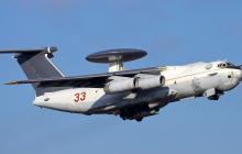 """Россия срочно подняла в воздух военные самолеты """"А-50"""" над Черным морем: что происходит"""