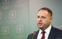 """""""Мы хотим диалога"""", - Ермак ответил на расследование """"Схем"""" по поездке Зеленского в Оман"""