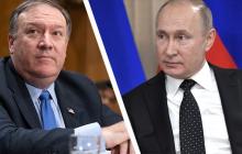 """""""Эти шаги должен сделать Киев"""", - у Путина сделали наглое заявление об Украине после встречи с Помпео"""