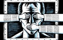 В России ужесточается цензура: за простую критическую статью о чиновниках будут отправлять за решетку