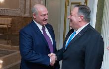 Помпео пояснил, что США готовы ввести санкции против Беларуси и прервать поставки топлива