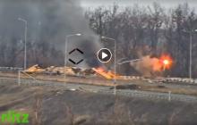 """Позиции """"ДНР"""" у Ясиноватой горели сутки, у боевиков много """"200-х"""": видео мощной атаки ООС попало в Сеть"""