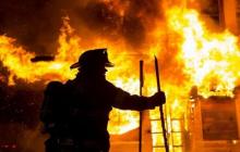 На пожаре в Горловке погибли трое девочек: матери ушли гулять - подробности