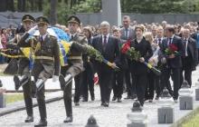 """""""Украинцев искореняли Большим террором. Тоталитаризм делал все, чтобы нашей нации не было"""", - Порошенко"""