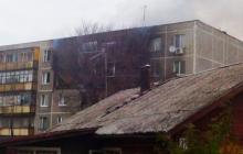 Взрыв дома в Украинске: из-под завалов достали двух детей и женщину. Поиск младенца продолжается