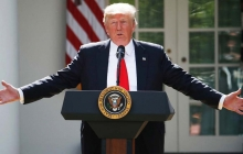 В США объявлен режим чрезвычайного положения: Трамп подписывает фундаментальный приказ