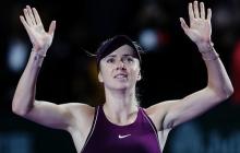 Вся Украина болеет за харьковчанку: Свитолина вышла в финал супертурнира WTA и дала важное обещание - видео