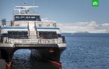 Десятки людей пострадали при столкновении катамарана о причал в российском порту Шпицбергена