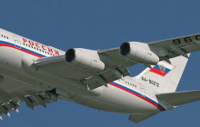 Путин улетел в Крым к Медведчуку: самолет главы Кремля приземлился на полуострове