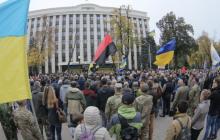 Регионы Украины восстали против капитуляции и вышли на улицы - кадры