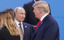 """Переговоры Трампа и Путина в Осаке сорвались: Вашингтон снова """"указал Кремлю на его место"""""""
