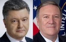 О чем Порошенко говорил с госсекретарем США сразу после дебатов - раскрыты подробности