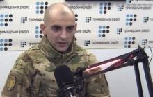 Освобожденный доброволец Евгений Чуднецов рассказал о пережитом в трехлетнем плену у боевиков на Донбассе