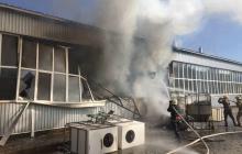 В Сумах взрыв снес цех итальянского завода - много пострадавших: кадры
