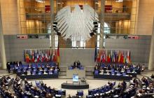 В Бундестаге не поддерживают переговоры Киева с ОРДЛО и просят не делать глобальной для страны ошибки
