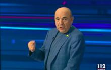 """Рабинович предлагает Зеленскому """"сосать"""" у России и Америки"""
