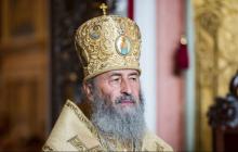 Похоже, все-таки болен: митрополит Онуфрий не явился на начало Пасхального богослужения, детали