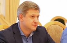 Данилюк попадет под уголовное дело после ухода из СНБО