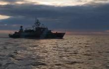 ВМС Украины продолжают укреплять позиции в Азовском море: состоялись боевые учения